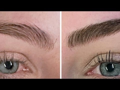 Eyebrows Tattooing