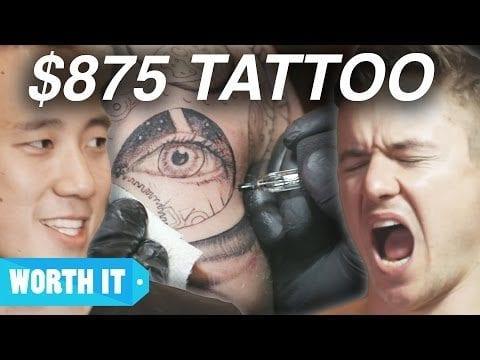 $80 Tattoo