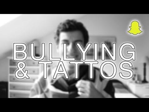 Bullying Tattoos