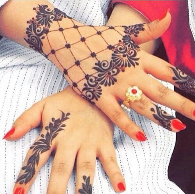 Kool-aid Henna