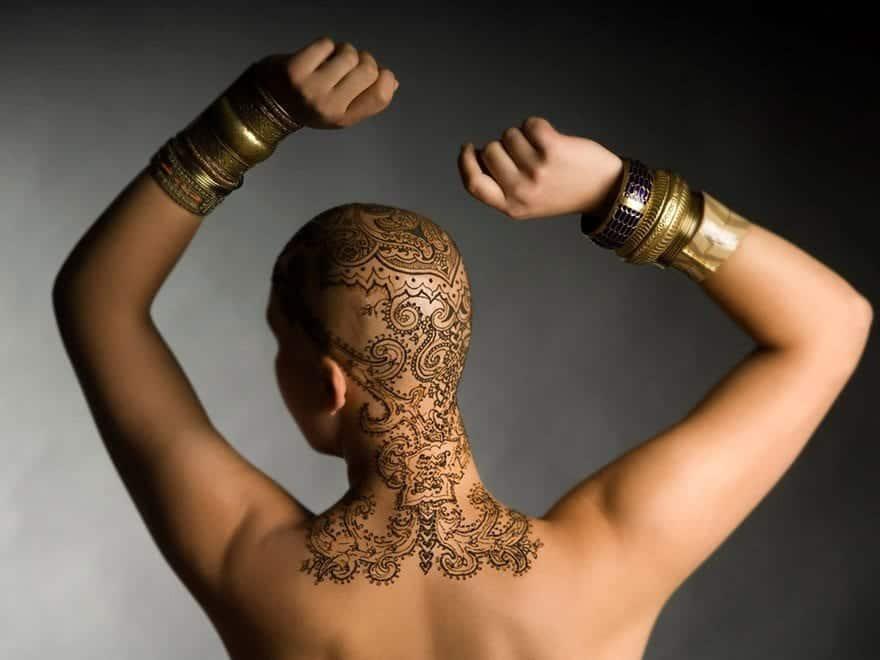 Cancer Tattoos designs