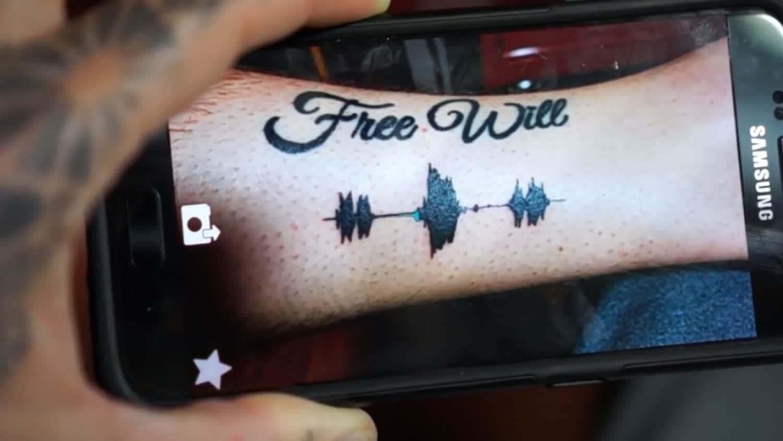 Talking Tattoos