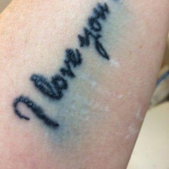 Tattoo Blowouts