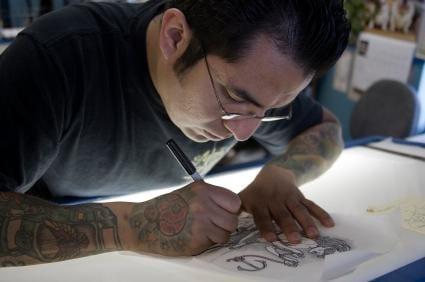 Designing Tattoos