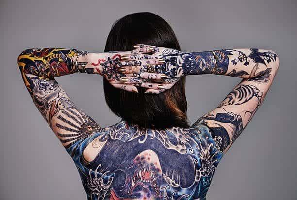 generational tattoos