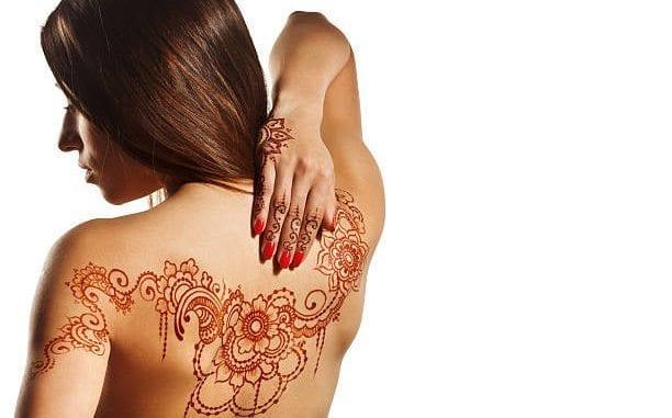 Henna Tattoo Care