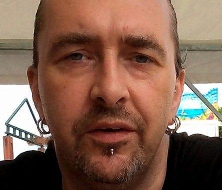 Lip Piercing Tattoo