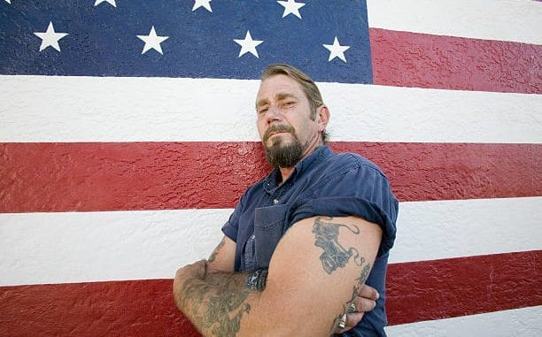 Patriotic Tattoo Flash