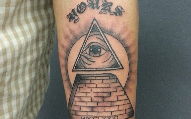 Pyramid Tattoos Meaning