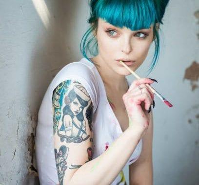 Popular Feminine Tattoos