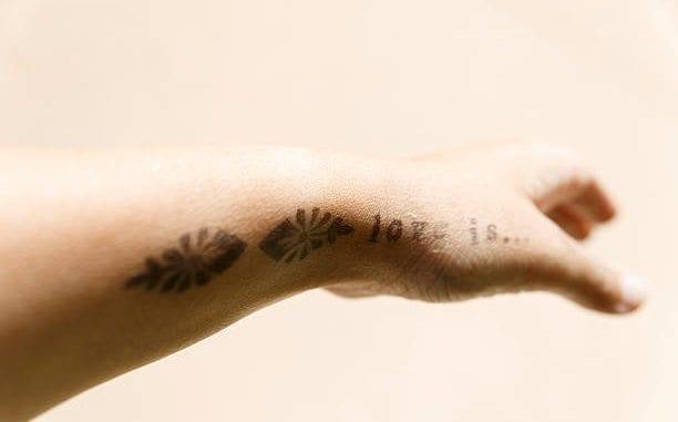 Short Letter Tattoo