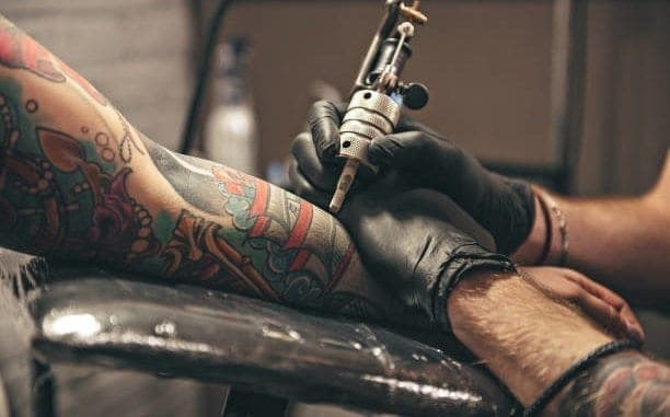Tattoo Application Techniques