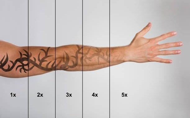 Fade Black Tattoo Ink