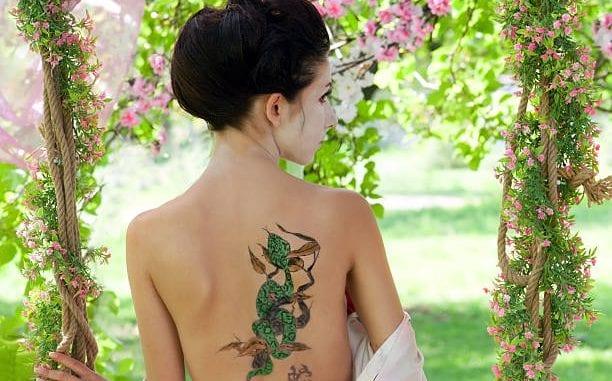 Snake Tattoos Designs